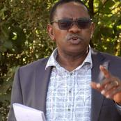 'Don't Vote for me but I Will Still win' Ukambani MP Loses Temper While Adressing Electorates