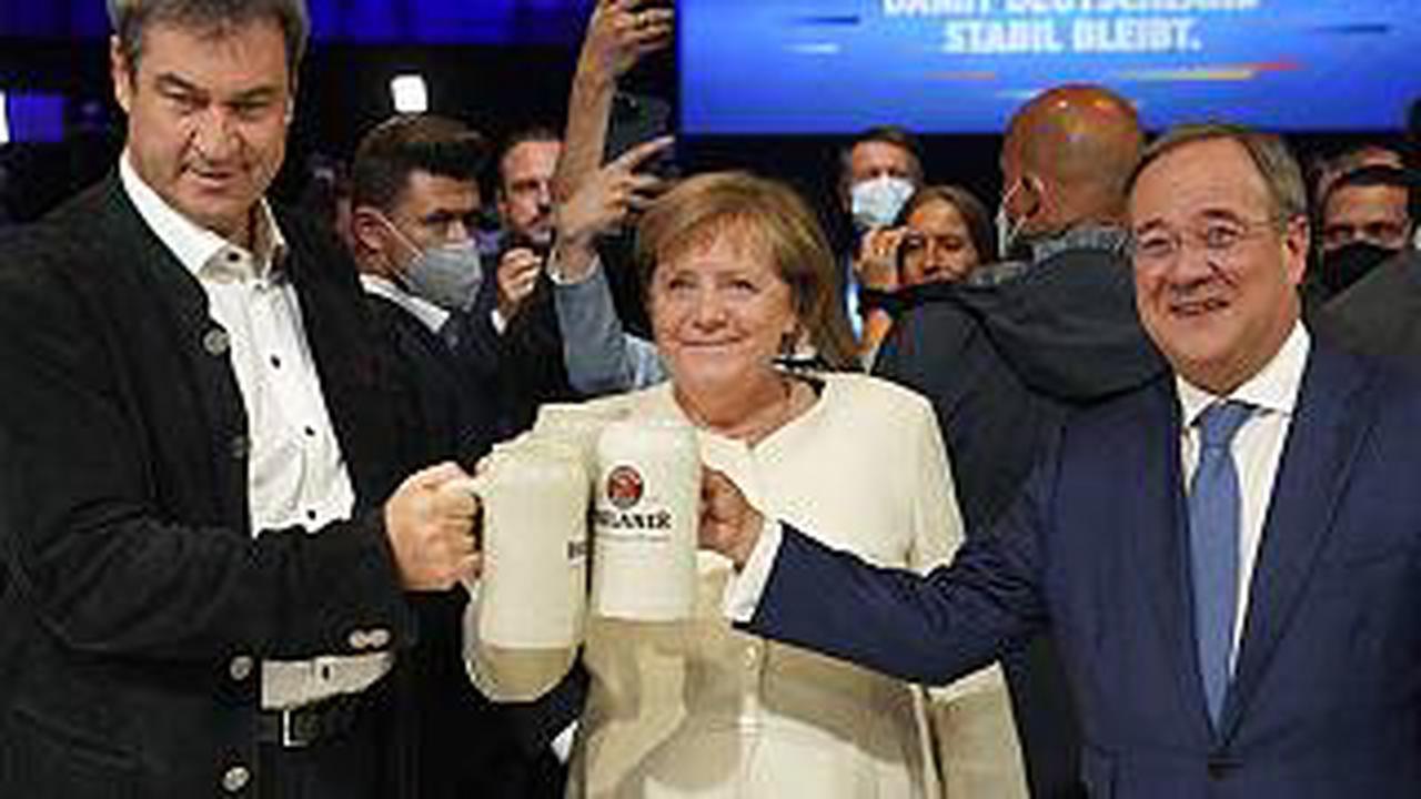 Kurz vor der Wahl 2021: Endspurt und Panne bei der ARD