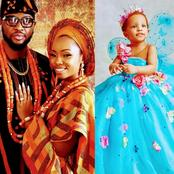 Teddy A And Bambam Share Adorable Photos Of Daughter On Her First Birthday