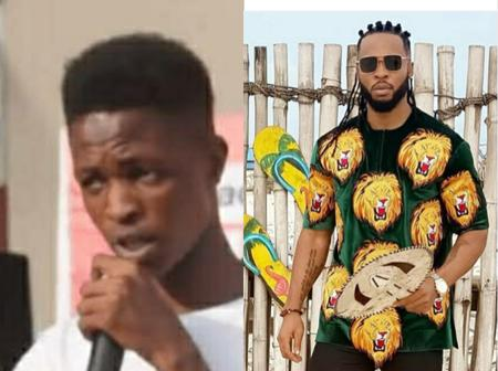 See old photos of Laycon, Phyno and Flavor