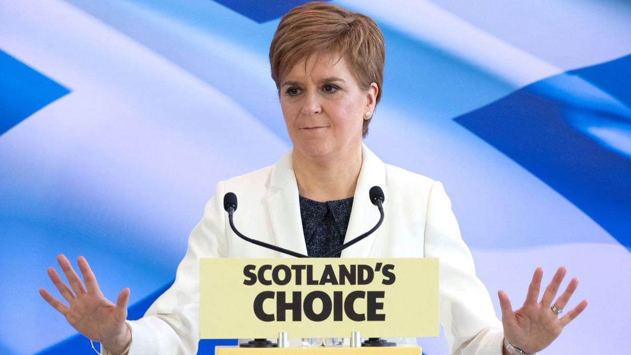 Sturgeon furious at 'jaw-dropping' Westminster decision to refer Holyrood bills to Supreme Court