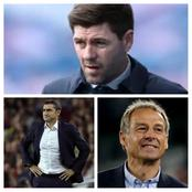 Coaches That Could Takeover Liverpool From Jurgen Klopp If His Struggles Continue