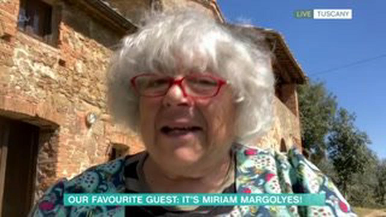 Miriam Margolyes says she wants Boris 'castrated' and blasts his 'vile' dad in angry rant