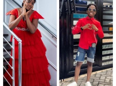 Who Slay Better In Red Between Isabella Idibia And Boluwatife Balogun?