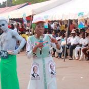 Bakayoko-Ly Ramata aux électeurs : « Ado compte sur vous pour lui donner la majorité au Parlement »