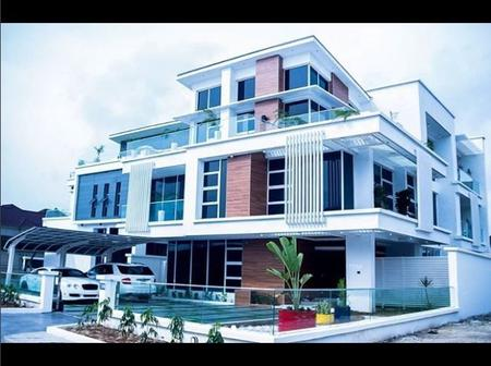Inside Timaya's Incredible Mansion in Lekki