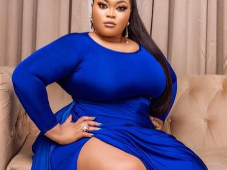 Be Confident With Your Figure : Meet Plus Size Lady, Princess Lisa Omorodion
