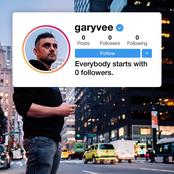 The first man to be verified on Instagram without followers.