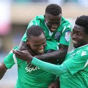 Gor Mahia Fc Finds it Rough this Season