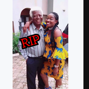 The Nollywood Actor That Just Died, See Photos Of His Wife And Beautiful Daughters