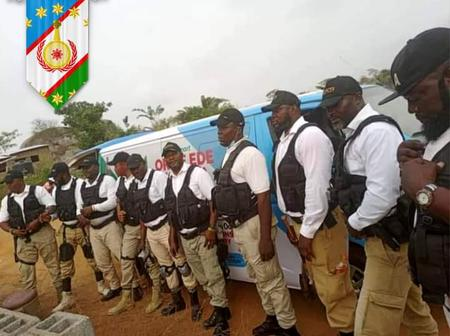 Just Like IPOB's ESN, Alleged Security Outfit For Oduduwa Nation Surfaces Online