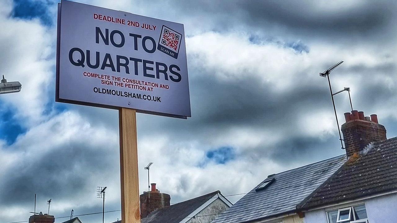 Old Moulsham 'liveable neighbourhoods' plans branded 'unliveable' by residents