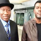 Hours After Over 300 Kidnapped Students Were Released, See What Goodluck Jonathan's Aide, Reno Said