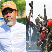 Hours After Bandits Kill Soldiers, See What Reno Omokri Said that Sparked Reactions.
