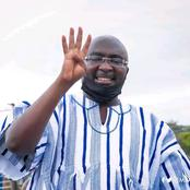 Give Akufo-Addo Four More Years - Bawumia Says As He Visits Madina And Other Constituencies