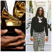 Samklef, Diddy And Bizzle Osikoya Heap Praises On Burna Boy For Getting Another Grammy Nomination
