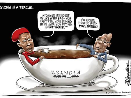 ONINION: ACe, Zuma, Malema: The Unholy Trinity - Do you agree with this sentiment?