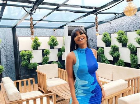 'Who Dey Breeeett' - Popular Socialite Pricillia Ojo Says In Stunning Photos
