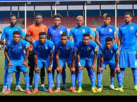 Enyimba FC Made To Go Through Difficult Times In Algeria