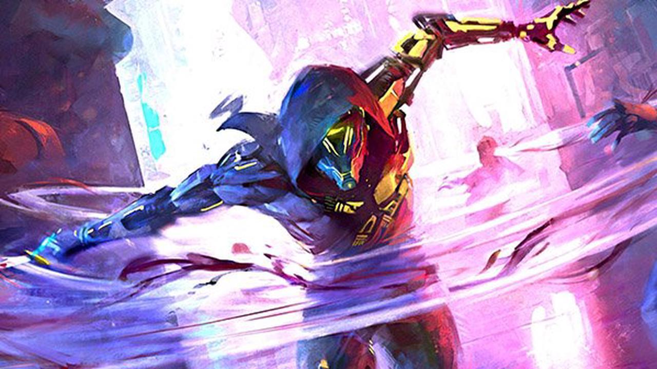 Ghostrunner 2 est prévu pour la Xbox Series X S