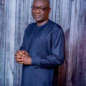 Ekiti 2022: See The Top 4 Likely Successors of Governor Kayode Fayemi