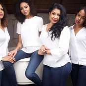 This Is Real Beauty! Meet 3 Adorable Daughters Of The Billionaire Mohammad Indimi And Their Mother