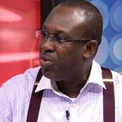 We Need Only These 11 Ministries, Dissolve The Rest - Kofi Bentil Makes His Lists