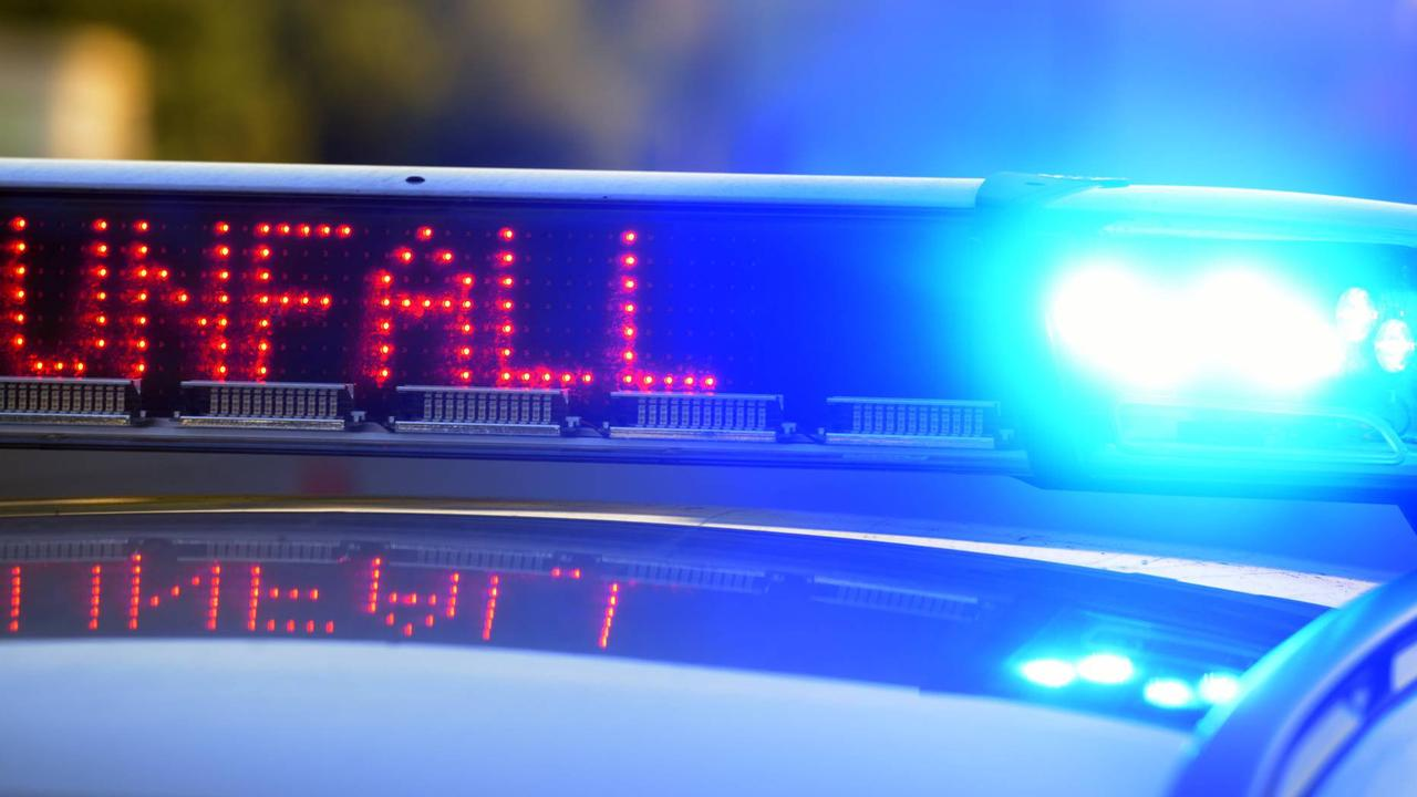 Unfall in Gonnesweiler: Ampel beschädigt und weitergefahren