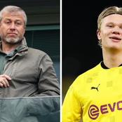€100m Superstar: Chelsea To Offer €100m For Borrusia Dortmund star Erling Haaland