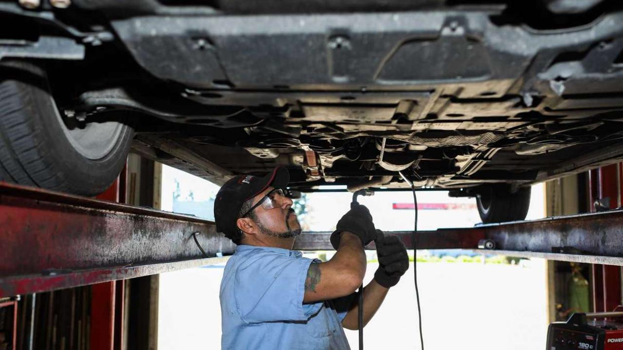 Ansonia police investigate multiple catalytic converter thefts