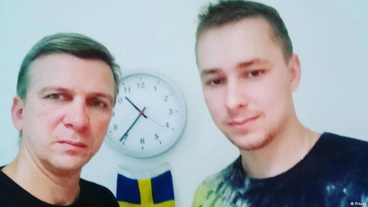 """Hinter """"schwedischen Gardinen"""" in Minsk"""