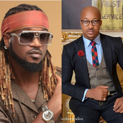 Rudeboy And  Mr P comment on Ik Ogbonna's recent post