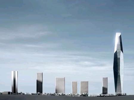Plateau : les travaux de Fondation et de machinerie de la tour F ont débuté