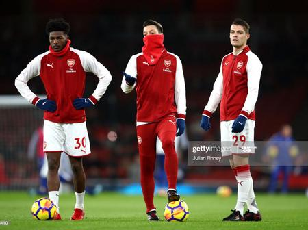ARSENAL TRANSFER UPDATES: Arsenal Respond To Rumour Linking Their Player To Manchester United