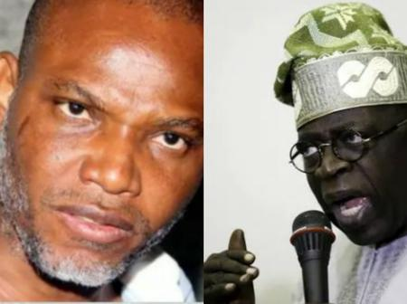 Today's Headline: Nnamdi Kanu blasts FG, Use of Force only can't end Insecurity -Tinubu