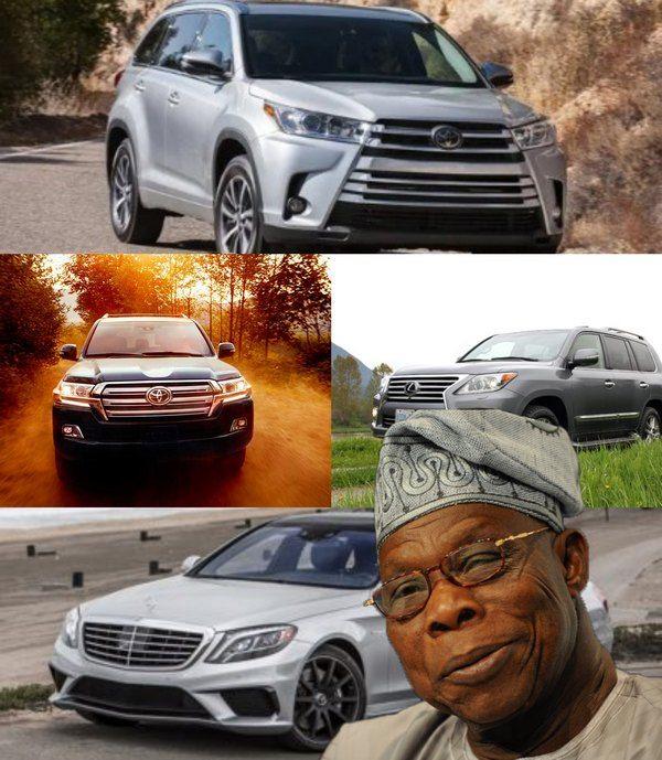 Net Worth of Olusegun Obasanjo GCFR