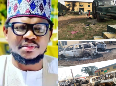 After Gunmen Attacked Imo Prison And Freed Inmates, See What Adamu Garba Said That Got Igbo Reacting