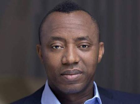 Checkout what Sowore said about the UK parliament Lekki massacre debate
