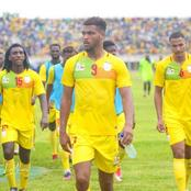 Benin would not play Africa Cup Of Nation and referee report