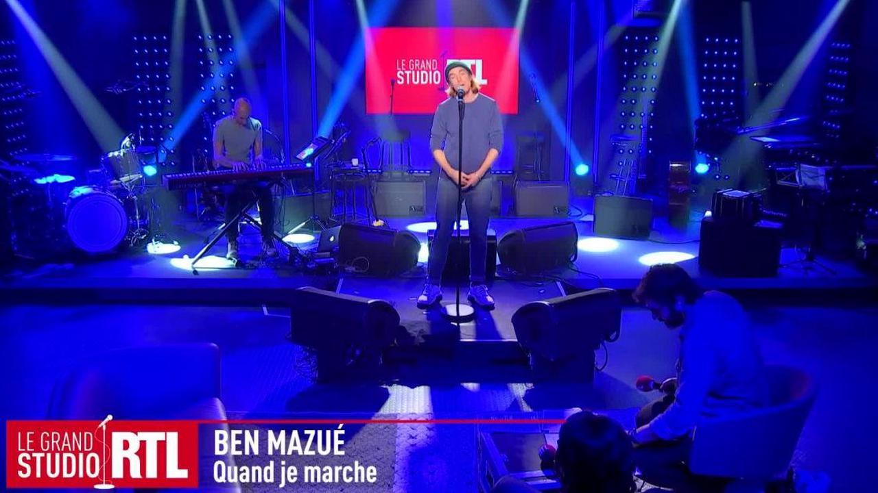 Ben Mazué et Jérémy Frérot dévoilent une très belle session live sur le titre Gaffe aux autres