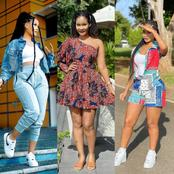 Hamisa Mobeto; Does She Look Hotter in Dresses, Trousers or Shorts?