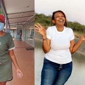 Karen Nyamu Parades Her Dancing Skills, Sarcastically Raises Concerns On Her Weight gain (Video)