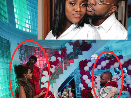 After Davido Was Accused Of Cheating On Chioma, See What Perruzi Posted That Has Sparked Reactions