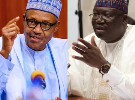 Today's News: U.S/UK Blocking Vaccines From Reaching Us-Lawan, Buhari Presides Over Security Meeting