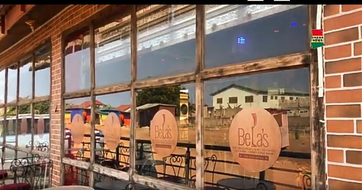 "031b44de2cb5fca90b0aad9f8cb41ae1?quality=uhq&resize=720 - A look into Mzbel's Restaurant, Tracey Boakye described as a ""Chop Bar"" (Photos)"