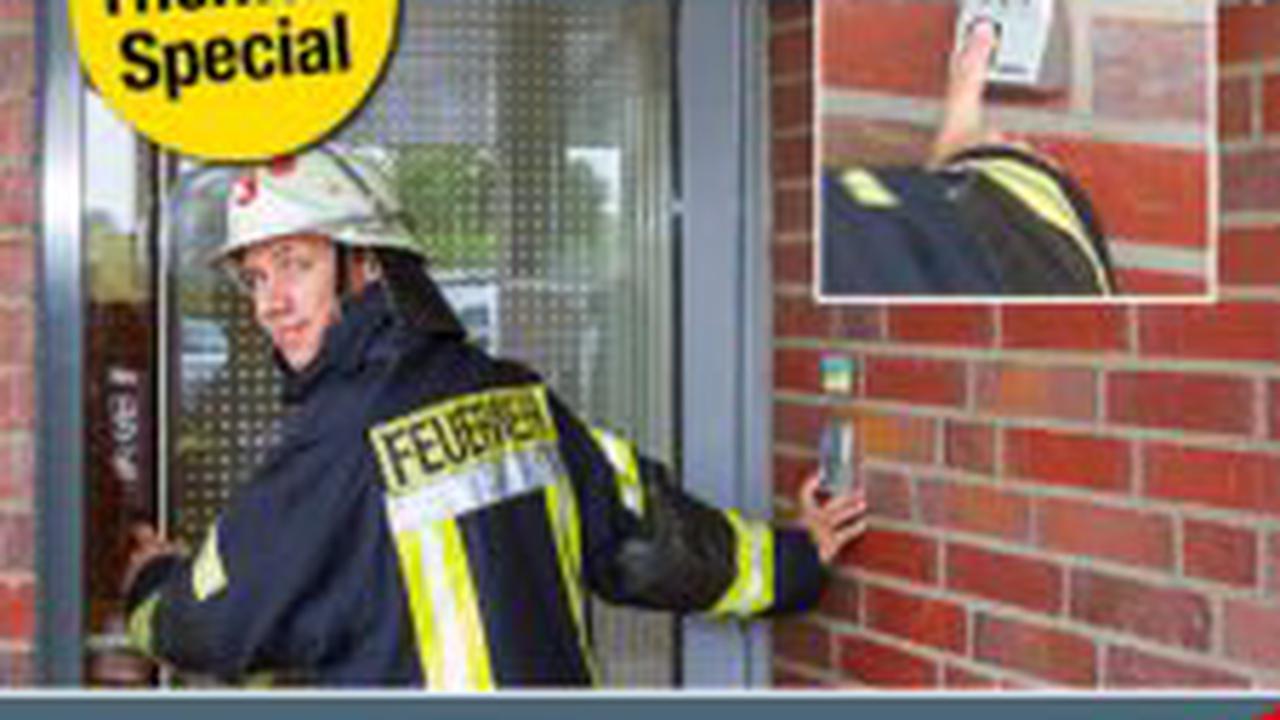Neue Feuer- und Rettungswache Overath
