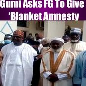 Sheik Gumi again speaks on Amnesty for bandits, says he never criticized Christian soldiers in video