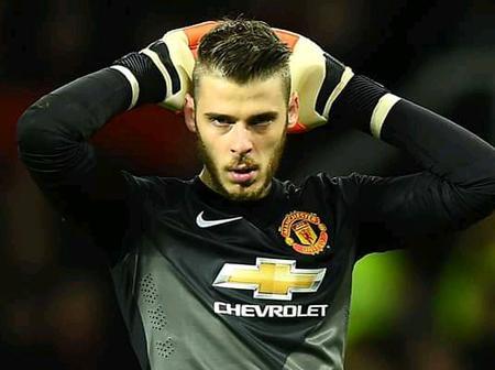 Scholes accuses Manchester United goalkeeper David Degea