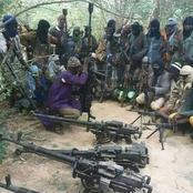Finally seems like Boko Haram are getting what they always wanted in the north