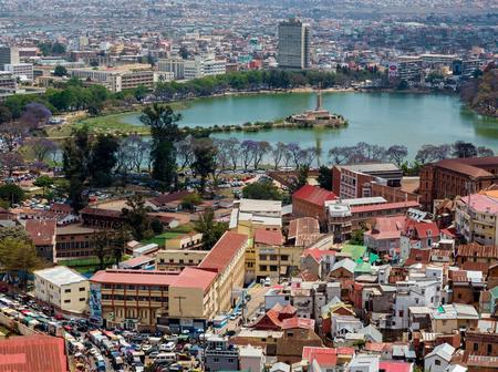 Antananarivo is the largest city in Madagascar